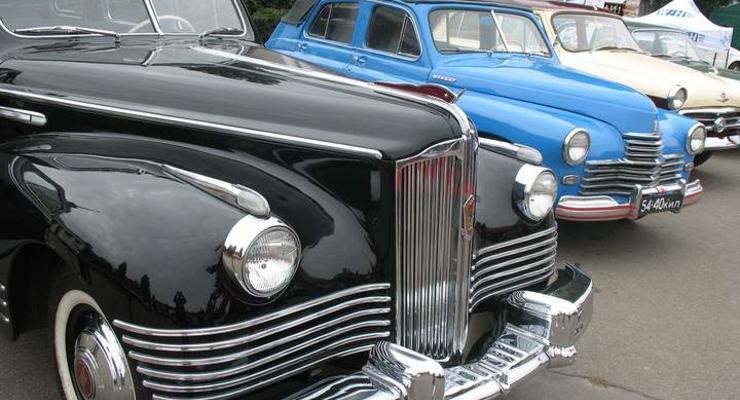 В Киеве появится свой музей ретроавтомобилей: что известно