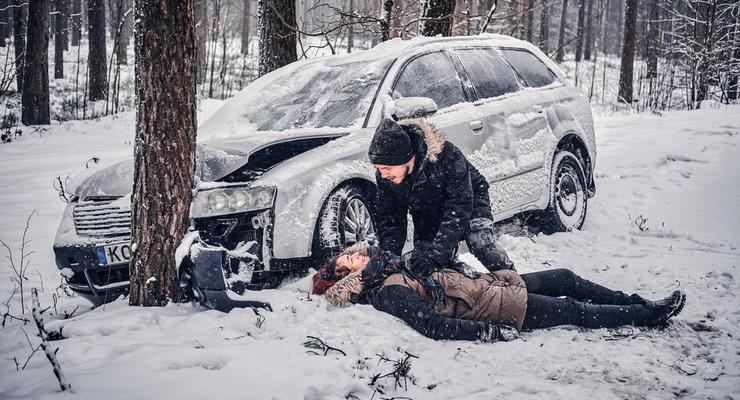 Женщина  сбила троих подростков во Львовской области: подробности