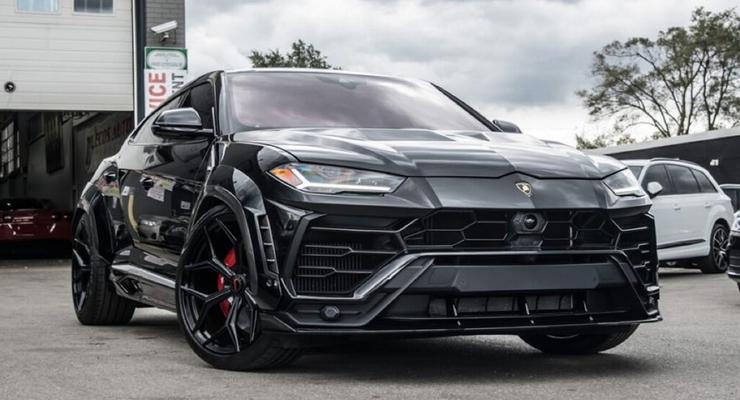 """Канадец """"купил"""" элитный Lamborghini за 10 тыс. долларов: подробности"""