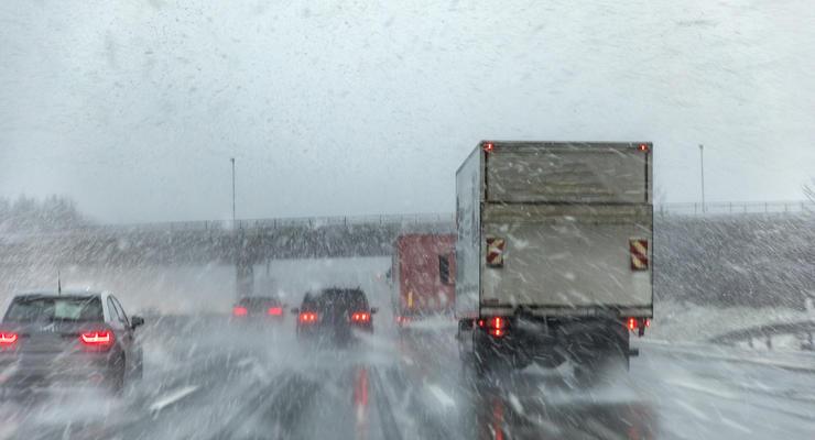 Дожди и мокрый снег: водителей предупредили об ухудшении погоды