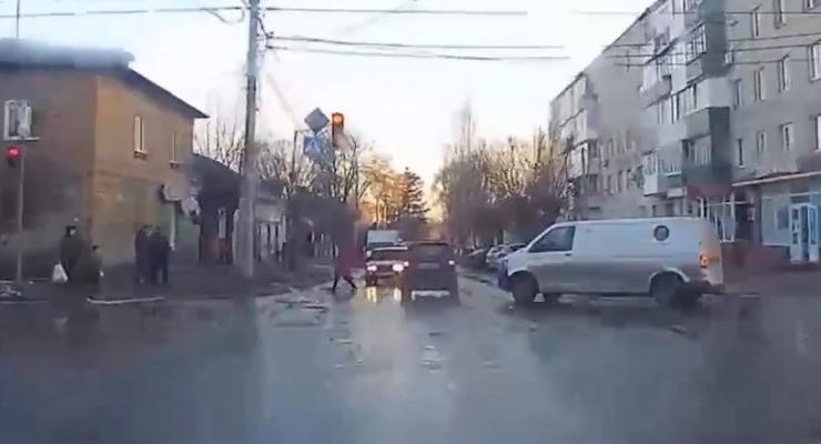 17-летний водитель из Умани собрал 7 протоколов за 10 минут: видео