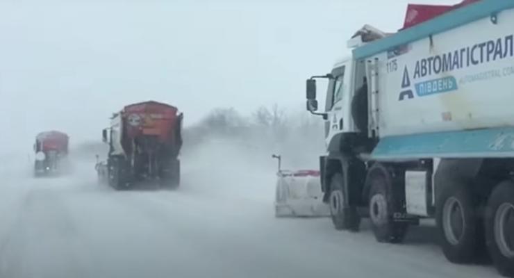 На Украину надвигается циклон: водителей предупредили об опасности