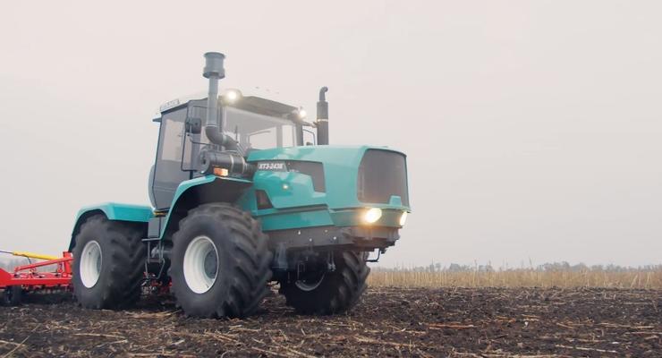 Харьковский тракторный завод серьезно модернизировали: видео