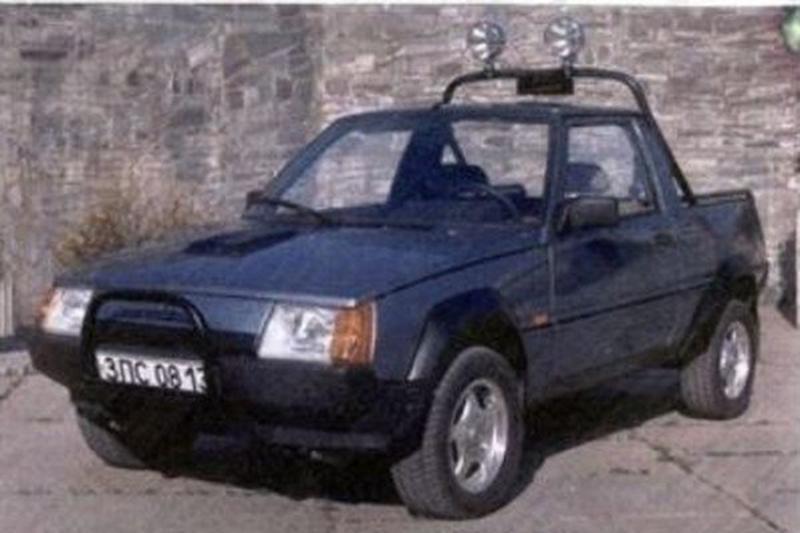 ЗАЗ-Автотехника
