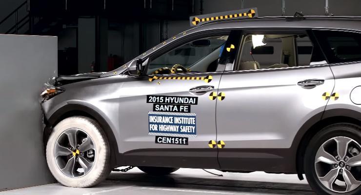 Названы самые безопасные машины в мире: Hyundai вырвался в лидеры