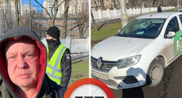 В Киеве пьяный водитель такси сбил маму с ребенком: подробности ДТП