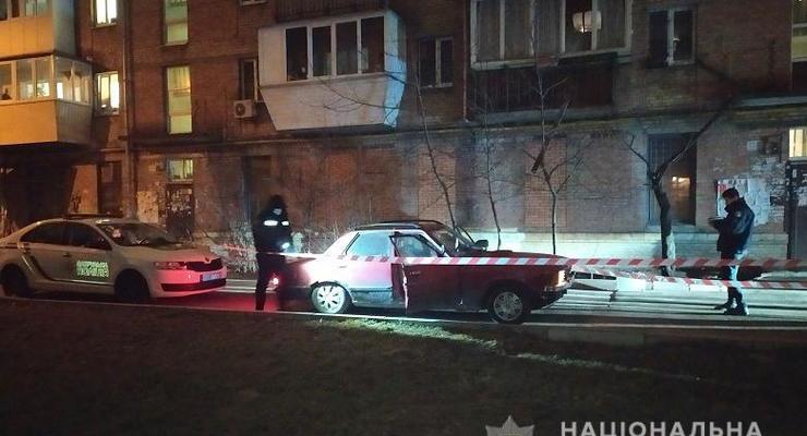 """Курьез дня: вооруженный """"покупатель"""" угнал авто, а оно сломалось во время погони"""