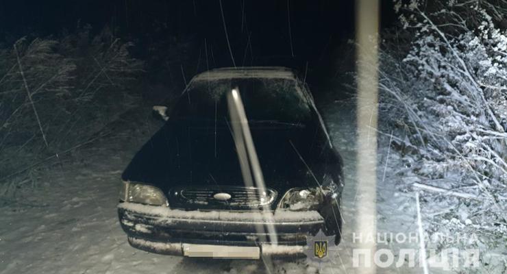 17-летний парень без прав насмерть сбил подростка во Львовской области