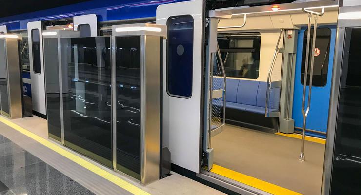 Киевское метро получит обновленные вагоны: меньше шума и больше места