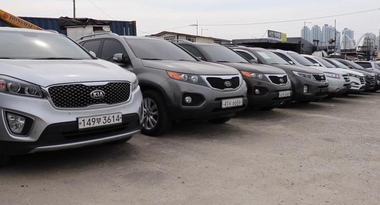 Корейские авто в Украине: что везти и сколько можно сэкономить