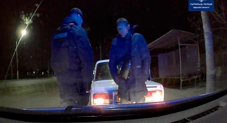 В Одессе полиция поймала 12 пьяных водителей за ночь: подробности