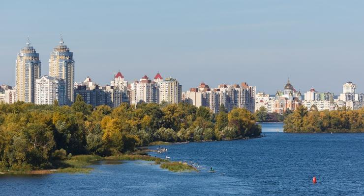 В Киеве построят еще один мост через Днепр на Оболони: подробности