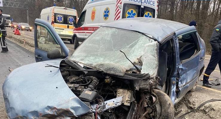 Не доброе утро: на трассе Киев-Одесса случилось сразу несколько ДТП