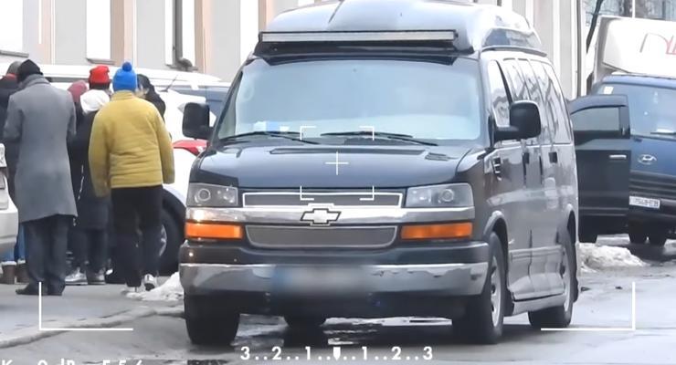 Как изнутри выглядит авто Поляковой за 3 млн: видео