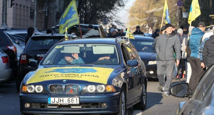 Украинцы массово избавляются от евроблях: Известны причины
