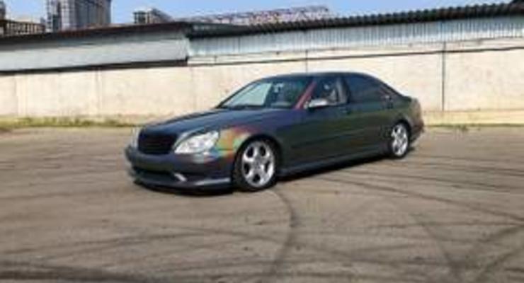 В Украине продают Mercedes из клипа Майли Сайрус: известна цена