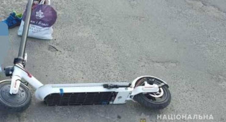В Виннице грузовик насмерть переехал мальчика на электросамокате