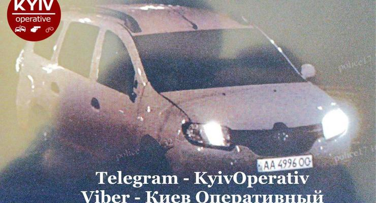 Сбил человека и сбежал: подробности ночного ДТП в Конча-Заспе