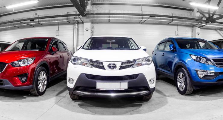 В Украине резко вырос спрос на новые автомобили: статистика