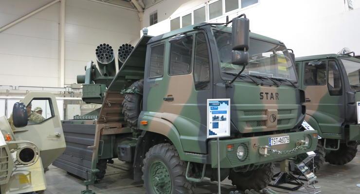Украинская армия закупает польские военные грузовики: подробности
