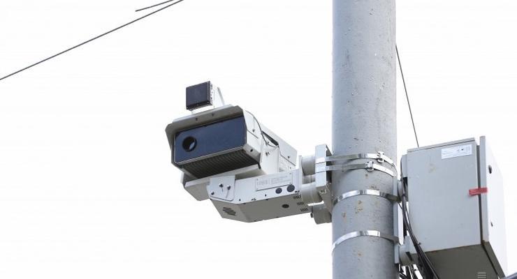 В Одессе установят 24 камеры автофиксации нарушений ПДД: адреса