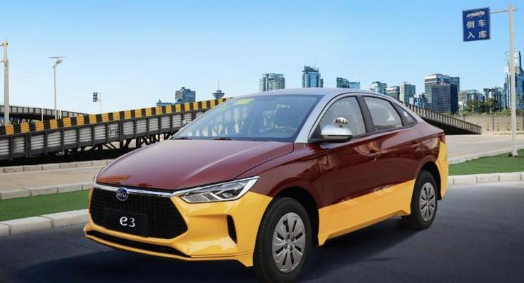 Китайцы создали электромобиль с механической коробкой передач: фото