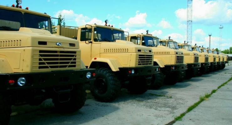 """""""АвтоКрАЗ"""" заключил трехлетний контракт с армией США: что известно"""