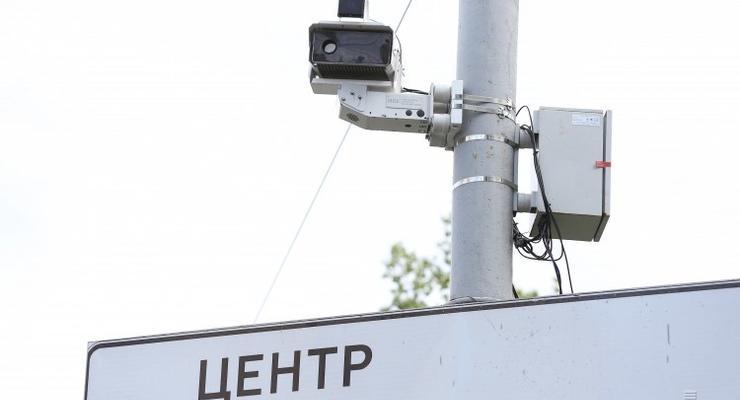 За год украинцы заплатили 260 млн гривен штрафов с камер автофиксации