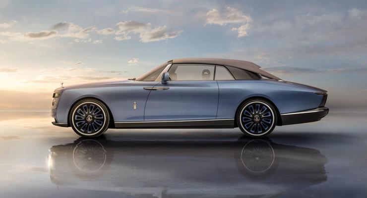 Rolls-Royce за 33 миллиона стал самым дорогим авто 2021 года: фото