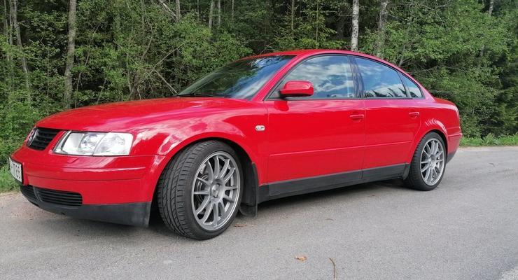 Старый VW Passat 1998 года продают за 13 000 долларов: что известно