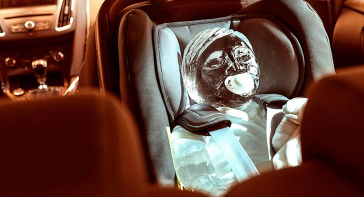 Почему нельзя оставлять детей и собак в автомобиле в жару: видео