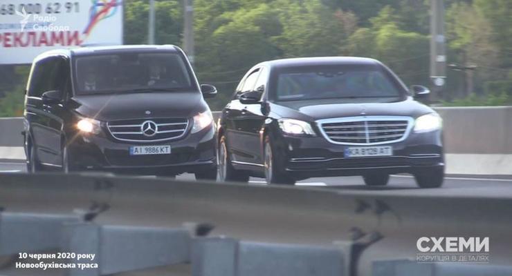 Какие авто любит президент Зеленский - Обзор