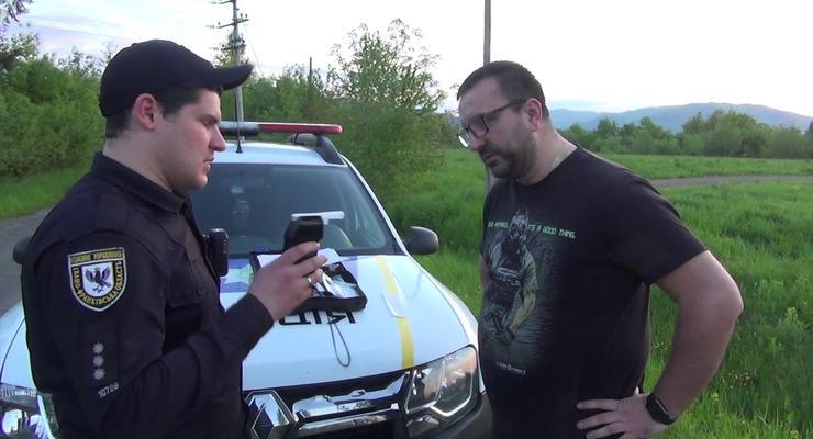 Сколько промилле алкоголя разрешено украинцам за рулем