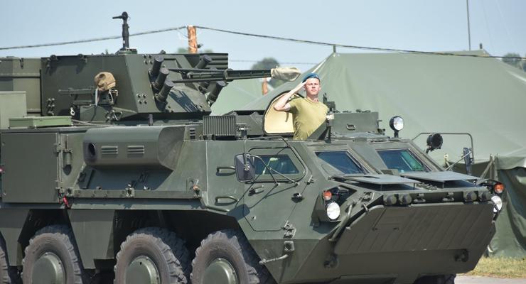Военные начали готовиться к параду: какую технику покажут в августе