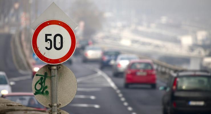 Максимальную скорость авто в ЕС будут ограничивать принудительно