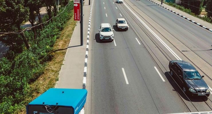 На дорогах появилось 11 новых камер автофиксации: карта