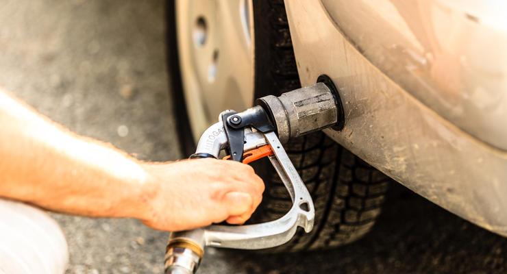 В Украине стремительно дорожает автогаз: 16.70 за литр