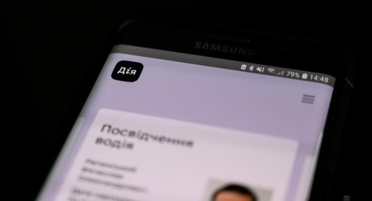 Что такое электронные водительские права в Украине