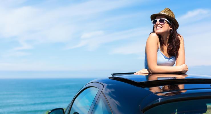 Езда на автомобиле в жару: как уберечь себя и машину