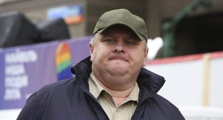 Андрей Крищенко подал в отставку - официально
