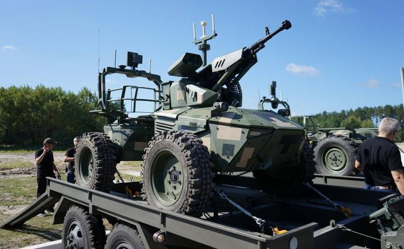 Ironclad от ROBONEERS / Defense Express