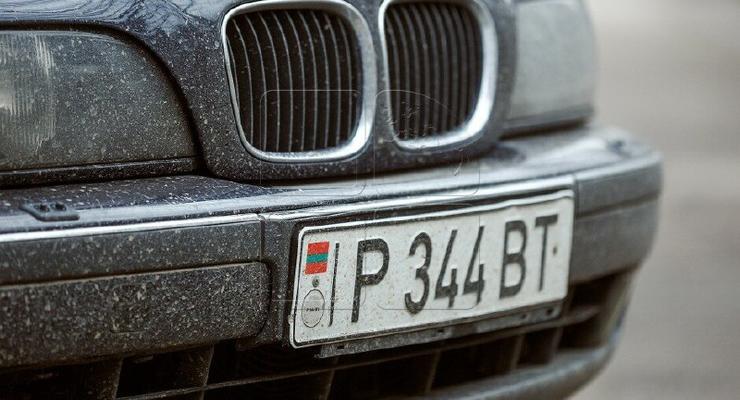 В Украину запретят въезжать автомобилям из Приднестровья: подробности