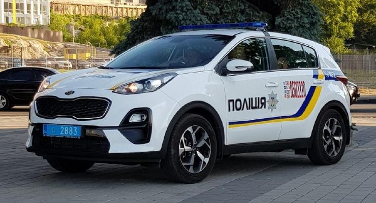 Украинская полиция пересядет на KIA Sportage: что известно