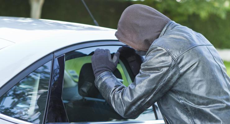 В Украине уменьшилось количество автокраж: названа причина