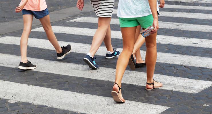 """""""Имею право"""": Что должен знать каждый пешеход в Украине"""