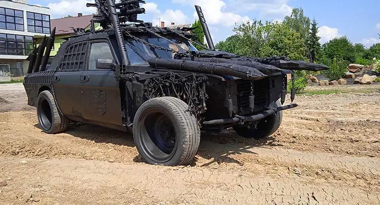 """В Украине продают автомобиль из фильма """"Безумный макс"""": фото"""