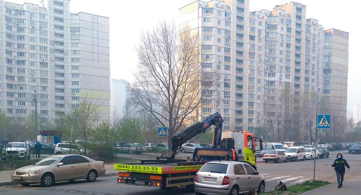 Что делать, если эвакуатор забрал автомобиль в Киеве: инструкция