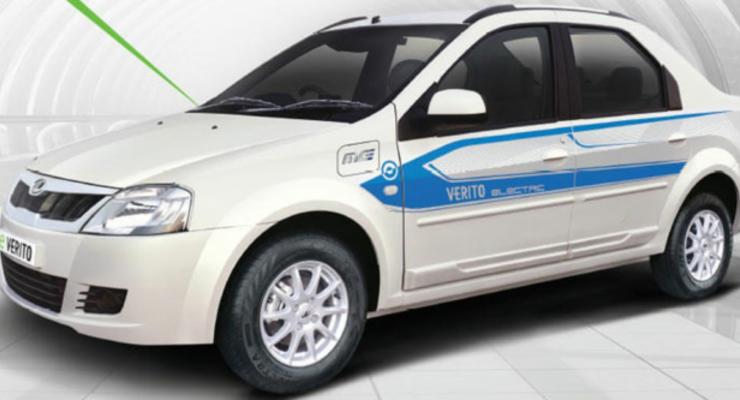 В сети показали дешевый электромобиль Renault Logan: фото