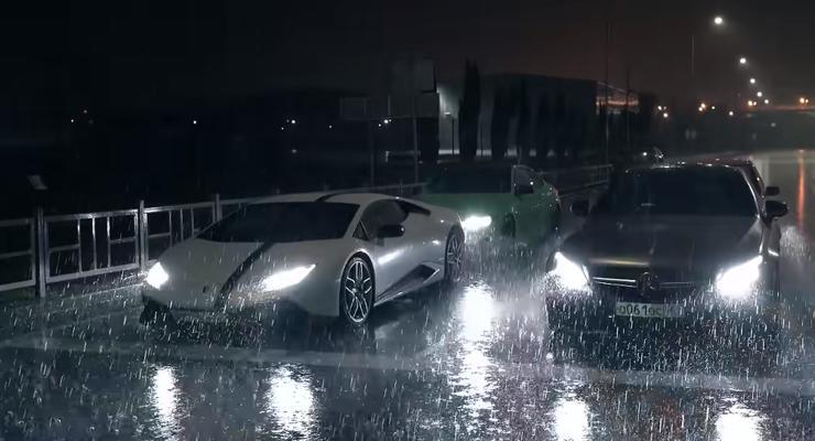 Как бы выглядел Need For Speed в реальной жизни: видео