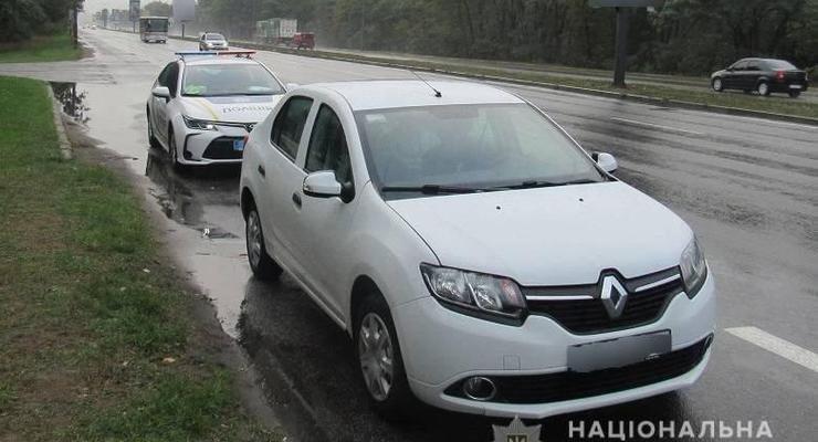 GTA по-киевски: пассажир угнал автомобиль у водителя такси